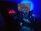 My sim RIG at night